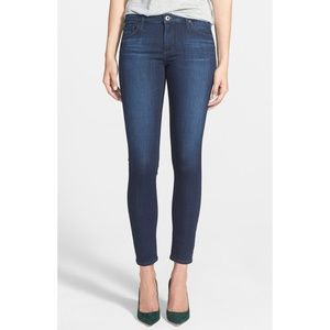AG Adriano Goldschmied 30 x 29 Skinny Ankle Jeans